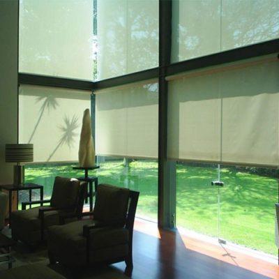 persianas de lienzo en malla solar 1