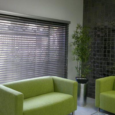 persianas aluminio