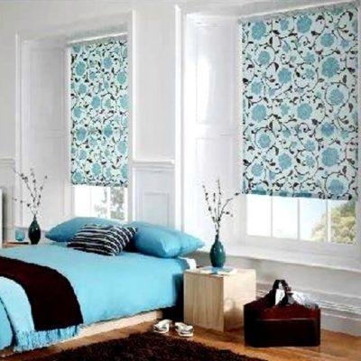 persianas con diseño